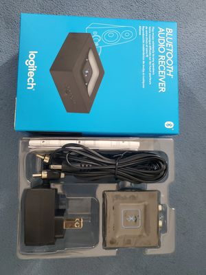 Logitech Bluetooth Audio Adapter for Bluetooth Streaming for Sale in Alpharetta, GA