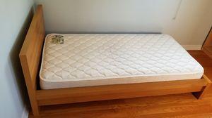 IKEA twin bed with mattress. for Sale in Glen Rock, NJ