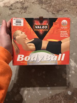 Yoga/Workout Ball for Sale in Arroyo Grande, CA