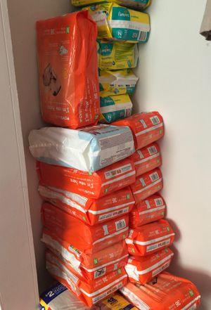Diapers NB/ Size 1 for Sale in Auburndale, FL