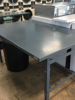 Steel Assembly table for Sale in West Covina,  CA