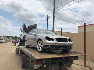 2006 Mercedes c230 for parts for Sale in Dallas, TX