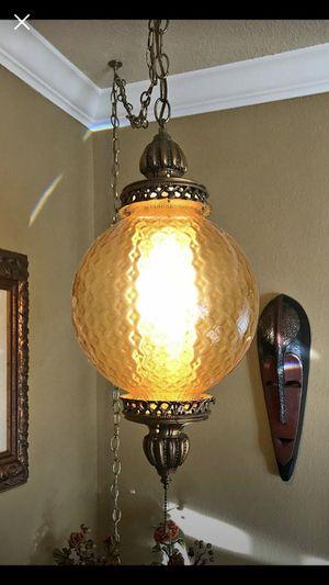 Vintage Antique Globe Light. for Sale in Denver, CO