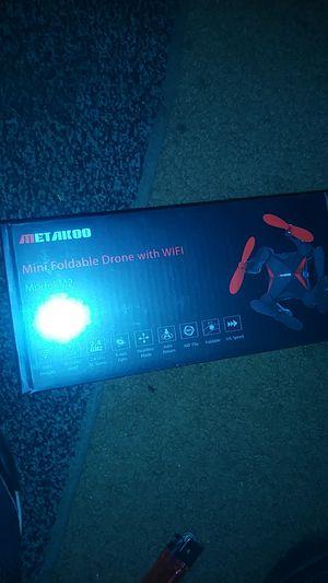 Mini drone with wifi for Sale in Atlanta, GA