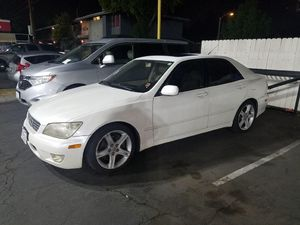 LEXUS IS300 SPORT 6 CYL LUXURY SEDAN *** Mechanic Special *** Bmw mercedes benz Toyota nissan Honda for Sale in Whittier, CA