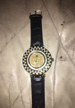 Techno Pave Mens Watch for Sale in Detroit, MI