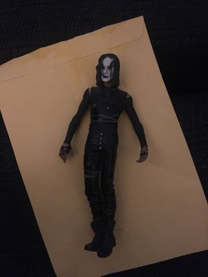 1999 TheCrow action figure for Sale in Laurens, SC