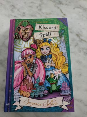 Ever After High hard cover for Sale in Yorkville, IL