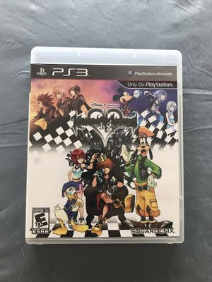 Kingdom Hearts HD 1.5 Remix PS3 for Sale in McKinney, TX