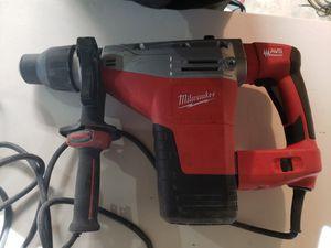 Milwaukee rotohammer demo hammer for Sale in Overland Park, KS