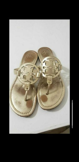 Tory Burch Authentic Sandals Size 9 for Sale in El Cajon, CA