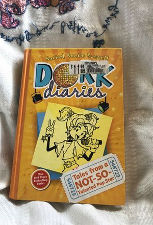 Dork diaries book for Sale in Shadyside, OH