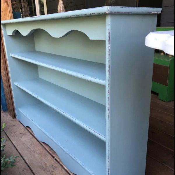 Unique, Vintage Bookshelf
