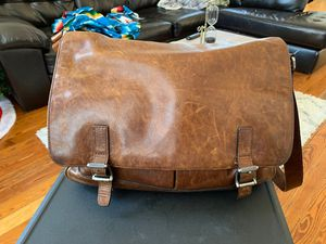 Frye Messenger Bag Cognac for Sale in Chicago, IL