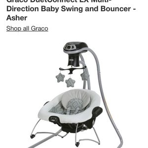 Graco Baby Swing And Bouncer for Sale in Inglewood, CA