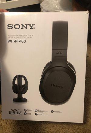 Sony wireless stereo headphones for Sale in Phoenix, AZ