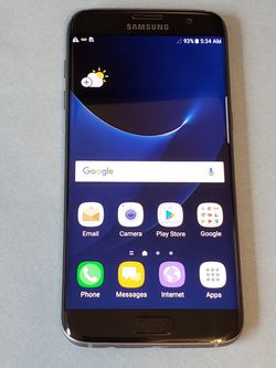 FREE AIRPODS Beautiful Samsung S7 Edge Unlocked MetroPCS TMobile ATT Cricket Sprint Boost for Sale in Dallas,  TX