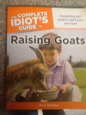 Raising Goats for Sale in Lawton, OK