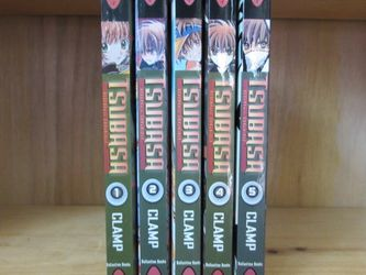 Tsubasa Reservoir Chronicle manga volumes 1, 2, 3, 4, 5 for Sale in Seattle,  WA