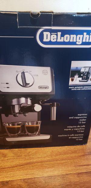 Coffee Maker De'Longhi Espresso/Cappuccino. for Sale in West Palm Beach, FL