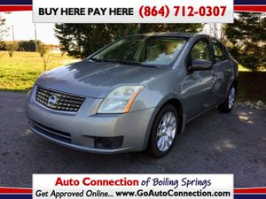 2007 Nissan Sentra 2.0 S for Sale in Boiling Springs, SC