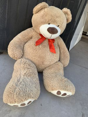 Big used teddy bear for Sale in North Las Vegas, NV