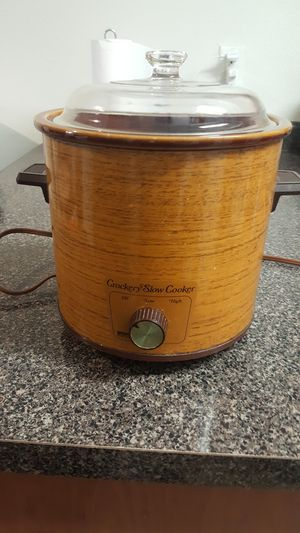 Vintage Crockery Slow Cooker! for Sale in El Paso, TX