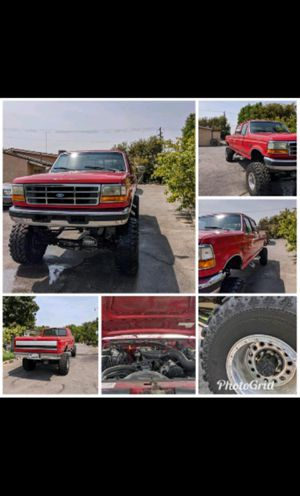 1996 FORD F350 7.5 L V8 for Sale in Lake View Terrace, CA