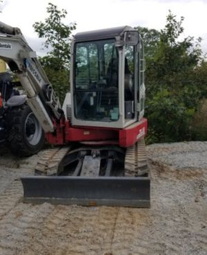 Takeuchi Mini Excavator for Sale in Bloomingdale, IL