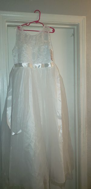 Flower girl/Jr. Bride's dress for Sale in Decatur, GA