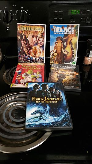 Kids movies for Sale in Vancouver, WA