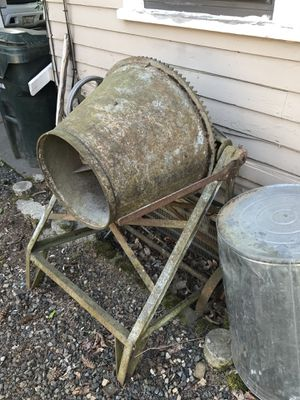 Concrete mixer for Sale in Portland, OR