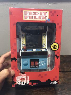 Brand NEW Fix It Felix Jr Mini Arcade Game for Sale in Brandon, FL