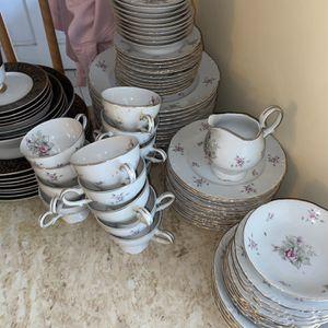 Vintage China Set for Sale in Upper Marlboro, MD
