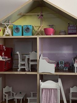 6ft. American Girl Doll House for Sale in Azusa,  CA