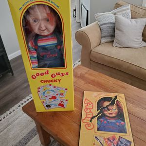 Chucky Doll Lifesize for Sale in Arlington, TX