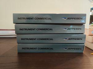 Jeppesen Instrument Private books for Sale in Tampa, FL