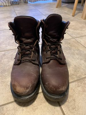 Red wing boots for Sale in Parkdale, OH