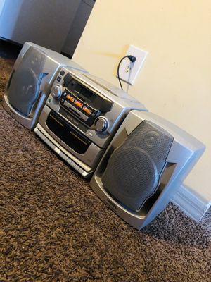 Philips radio CD synchro start recording & cassette for Sale in Tampa, FL