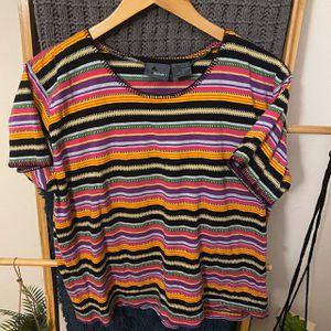 Lizwear Vintage Striped Shirt for Sale in Richmond, VA