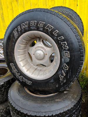Jeep Wrangler YJ TJ Wheels for Sale in Lakeland, FL