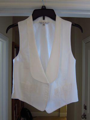 CaBi white women's vest- NEW for Sale for sale  Irvine, CA