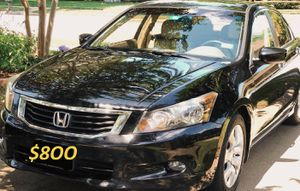 🔥🔥$8OO Up for sale 2OO9 Honda Accord Clean title URGENT!🔥🔥 for Sale in Arlington, VA