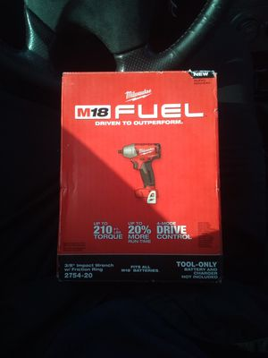 """3/8"""" impact Wrench NEW Milwakee for Sale in Bremerton, WA"""