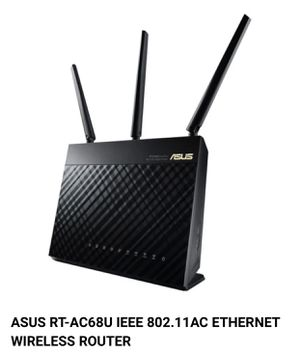 Pair of Like New Asus AC1900 AI-Mesh routers - fraction of cost ! for Sale in Rehoboth, MA