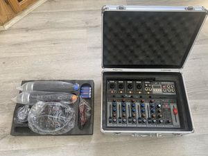 soundtrack pro audio studio 7 kit mixer for 120$ for Sale in Miami, FL