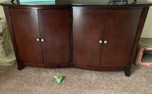 Tv stand with storage for Sale in FL, US
