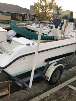 Sunbird 1991 Center Console 20' Foot for Sale in Chino Hills,  CA