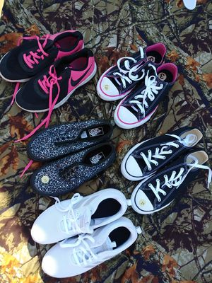 Converse, vans, Adidas, nike for Sale in Starke, FL