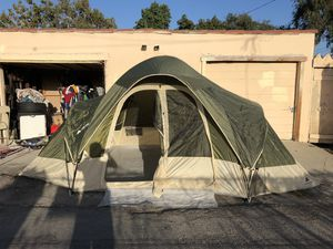 """8 person- 2 room. """"excellent condition"""" tent for Sale in Paramount, CA"""